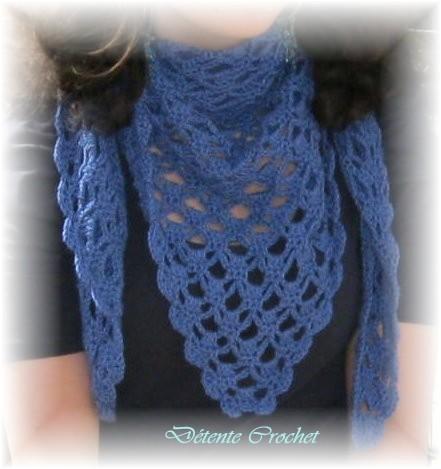 chale-bleu dans Tricot-Crochet