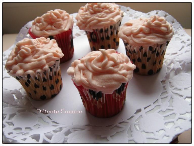 Bonnes Fêtes... dans Cuisine cupcakerose01