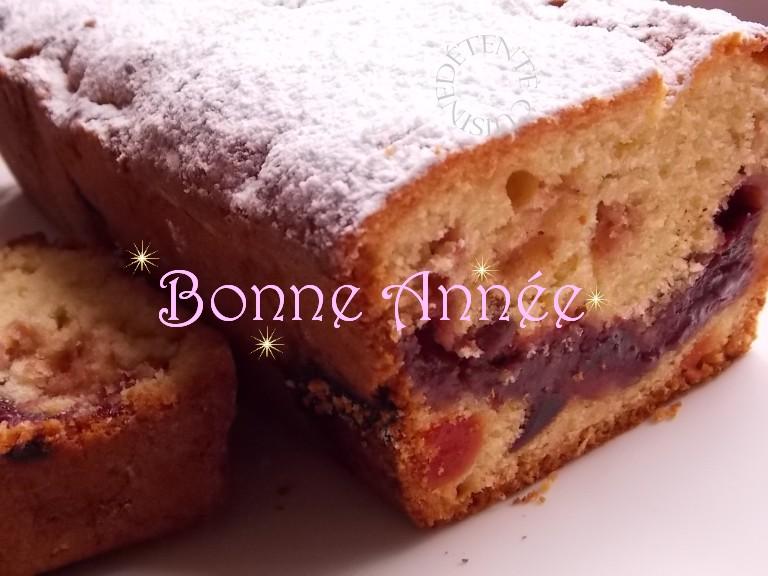Bonne Année ! dans Cuisine cake-aux-fruits-confits
