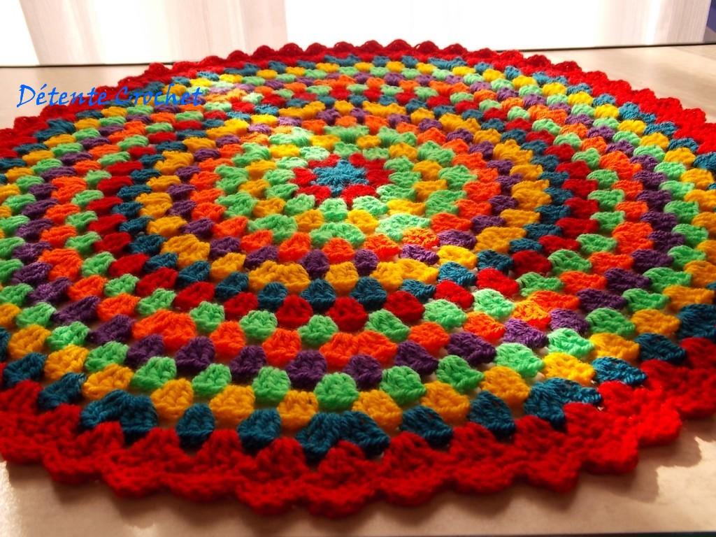 Mandala au crochet... dans Tricot-Crochet mandala008