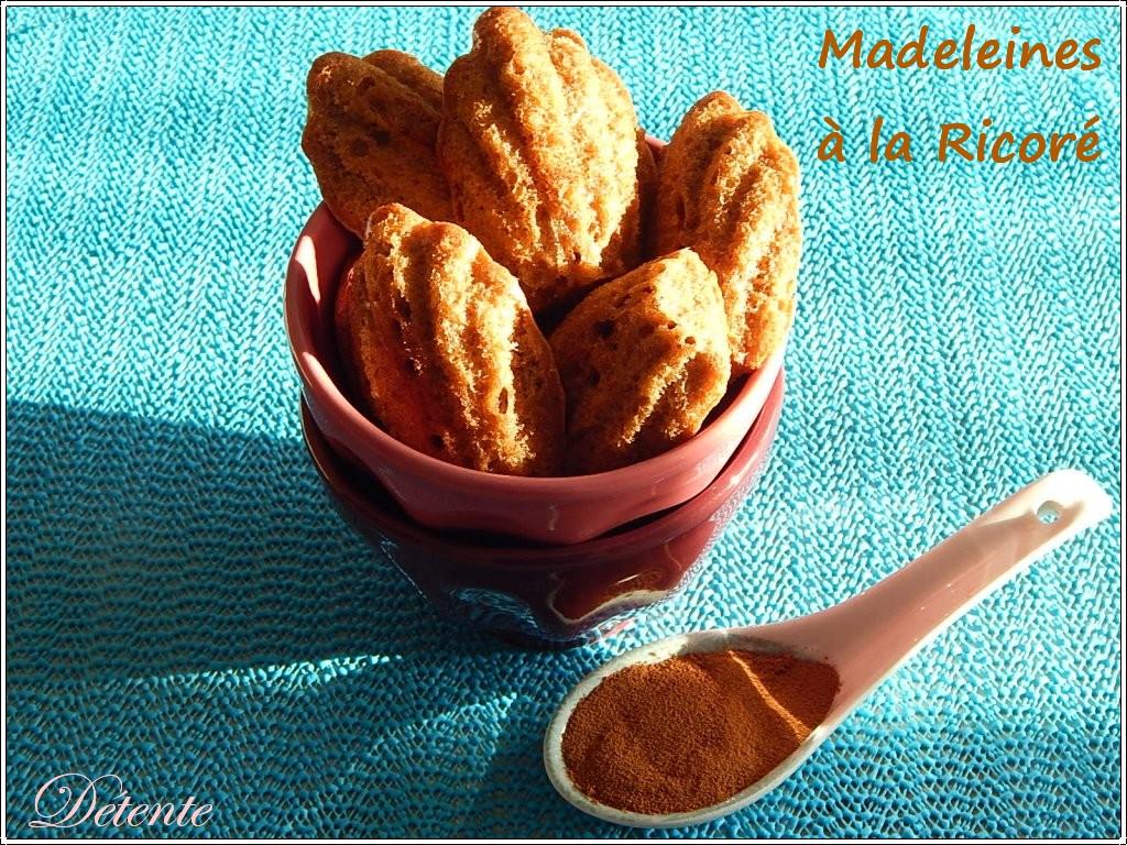 madeleines ricoré1